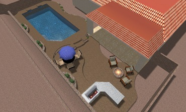 Digital Pool Design Features